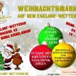 Weihnachtsmarkt - Eselhof-Wetterau